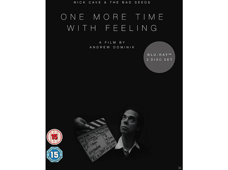 Nick Cave & The Bad Seeds - One More Time With Feeling (2x Blu-Ray) [Blu-ray]