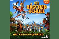 VARIOUS - Die Häschenschule-Jagd nach dem goldenen Ei (Hör - (CD)