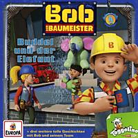 Bob Der Baumeister - 009/Buddel und der Elefant - (CD)