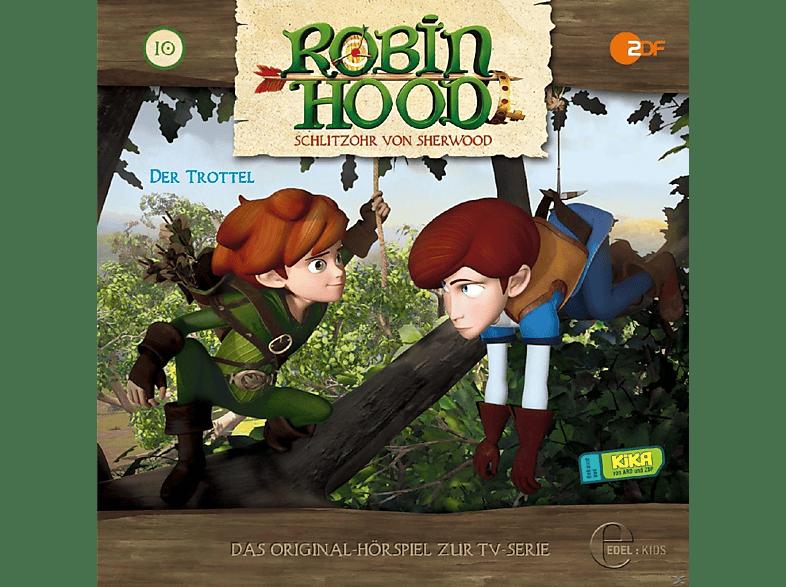 Robin Hood-schlitzohr Von Sherwood - (10)Original Hörspiel z.TV-Serie-Der Trottel - (CD)