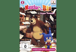 Mascha und der Bär 008 - Super Mascha DVD