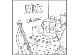 Falk - Skizzen  - (CD)