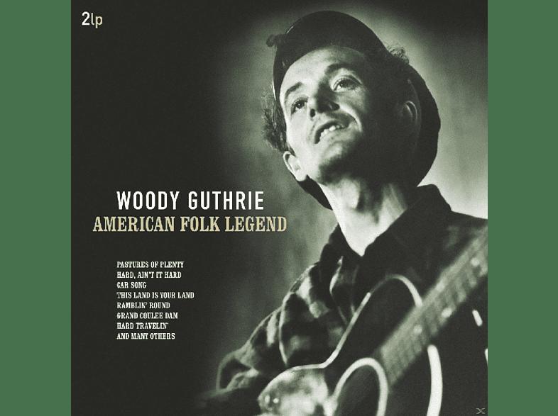 Woody Guthrie - American Folk Legend [Vinyl]