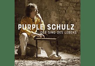 Purple Schulz - Der Sing Des Lebens (Deluxe Edition mit Bonus-CD)  - (CD)