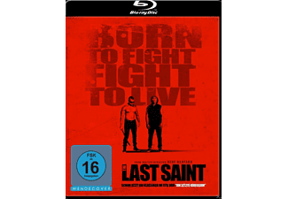 Urban Movie Double Feature: The Last Saint - God Loves The Fighter Blu-ray