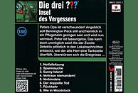Die Drei ??? - 186: Insel des Vergessens - (CD)