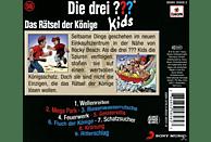 Die Drei ??? Kids - 056/Das Rätsel der Könige - (CD)