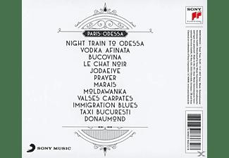 David Orlowsky Trio - Paris-Odessa  - (CD)
