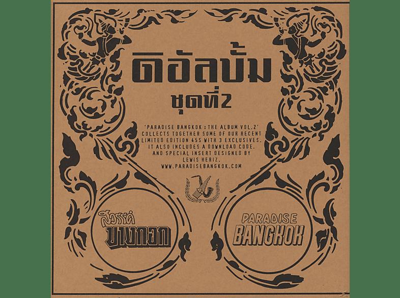 VARIOUS - Paradise Bangkok:The Album Vol.2 [LP + Download]