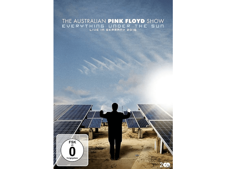 The Australian Pink Floyd Show - Everything Under The Sun-Live In Germany 2016 [DVD]