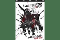Unantastbar - Live Ins Herz (Ltd. Erstauflage inkl.USB-Stick) [DVD]