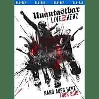 Unantastbar - Live Ins Herz (Ltd. Erstauflage inkl.USB-Stick) [Blu-ray]