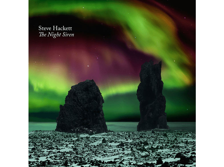 Steve Hackett - The Night Siren [CD + Blu-ray Disc]