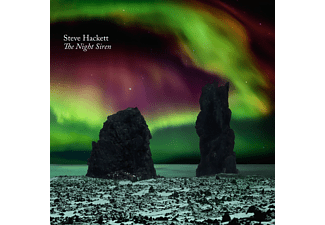 Steve Hackett - The Night Siren  - (CD)