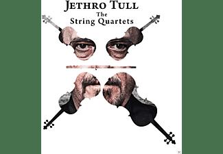 Jethro Tull - Jethro Tull-The String Quartets  - (CD)