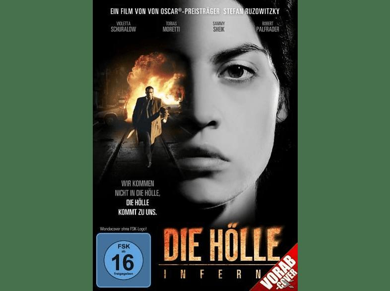Die Hölle - Inferno [DVD]