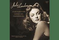 Julie London - Julie Is Her Name/Lonely Girl/Calendar Girl [Vinyl]