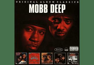 Mobb Deep - Original Album Classics  - (CD)