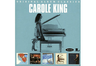 Carole King - Original Album Classics  - (CD)