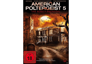 American Poltergeist 5 - The Borely Haunting DVD