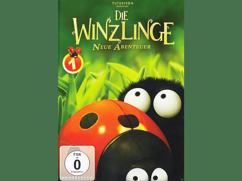 Die Winzlinge - Neue Abenteuer Vol.1 [DVD]