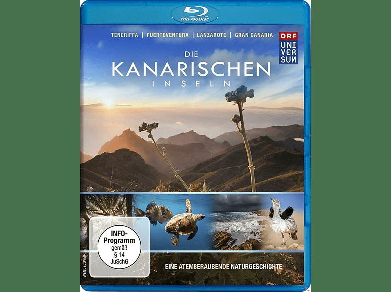 Die Kanarischen Inseln [Blu-ray]