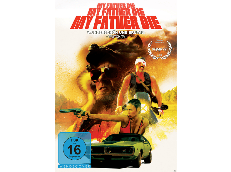 My Father, Die [DVD]