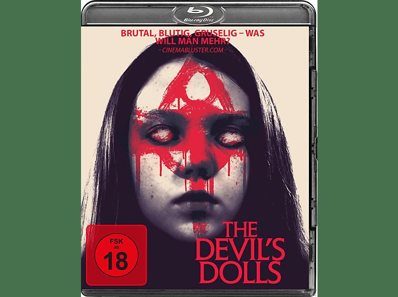 Devil's Dolls [Blu-ray]