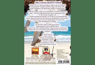Wellness Beach: Yoga - Sanfte Yoga-Übungen zum Abnehmen DVD