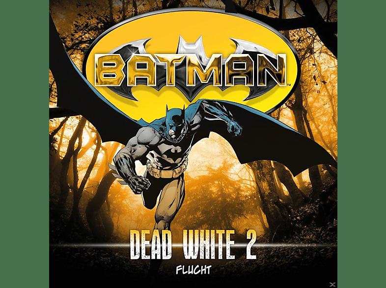 John Shirley - Batman: Dead White-Folge 2 - (CD)