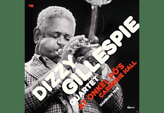 Dizzy Gillespie Quartet - At Onkel PÖ's Carnegie Hall Hamburg 1978  - (Vinyl)