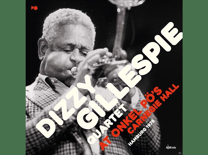 Dizzy Gillespie Quartet - At Onkel PÖ's Carnegie Hall Hamburg 1978 [Vinyl]