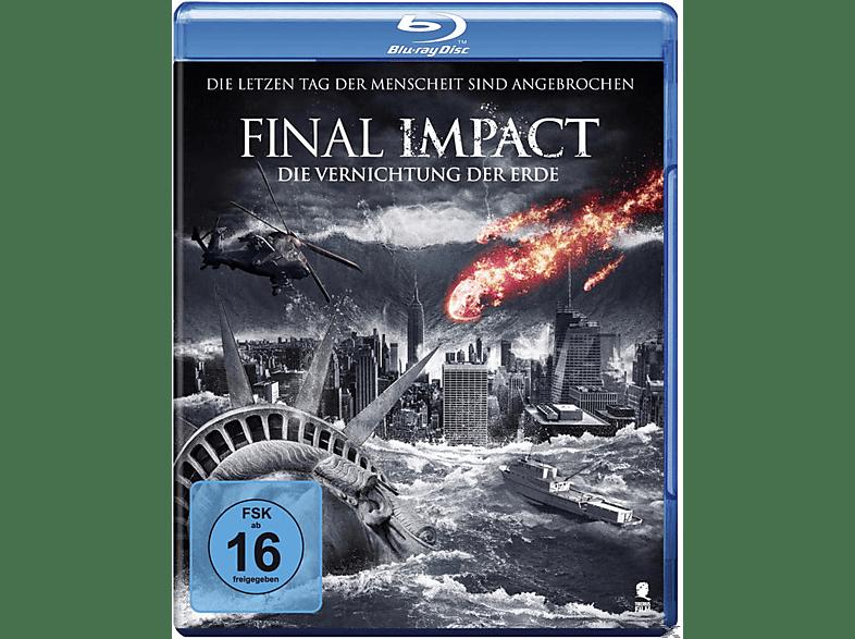 Final Impact - Die Vernichtung der Erde [Blu-ray]