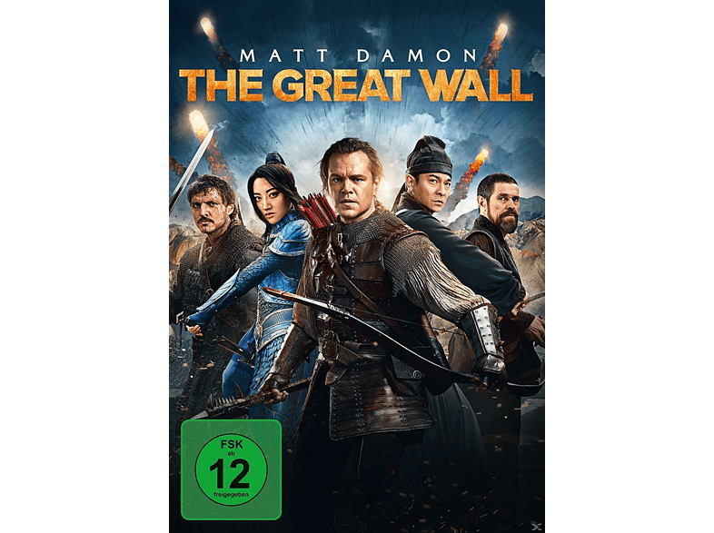 The Great Wall [DVD]