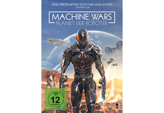 Machine Wars - Planet der Roboter DVD