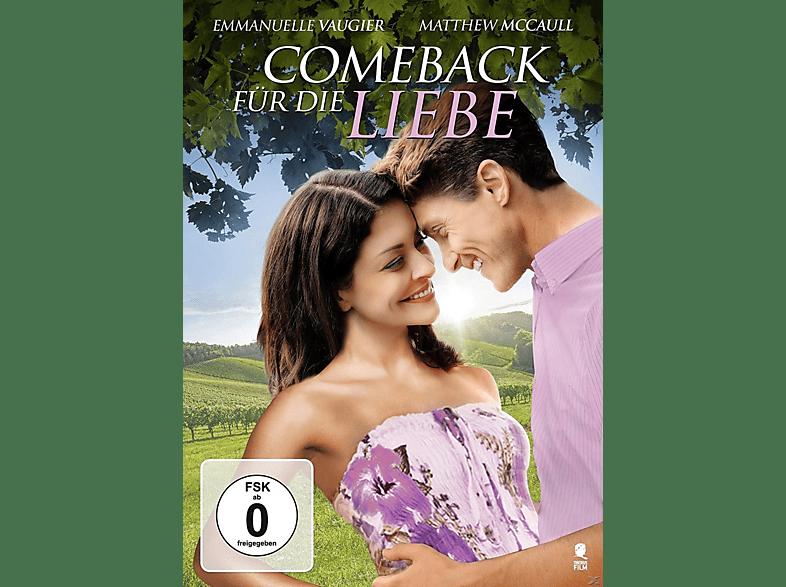Comeback für die Liebe [DVD]