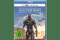 Machine Wars - Planet der Roboter [3D Blu-ray (+2D)]