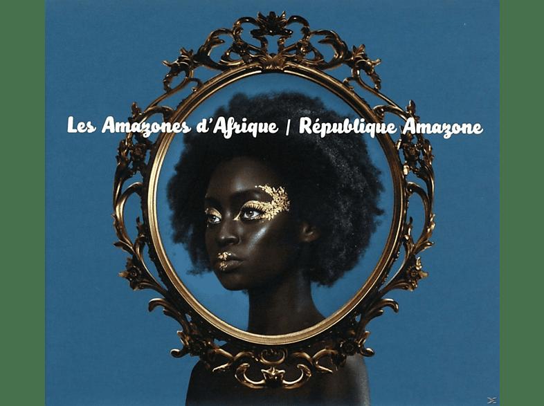 Les Amazones Dafrique - République Amazone [Vinyl]