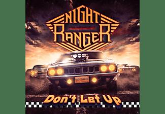 Night Ranger - Don't Let Up  - (CD)