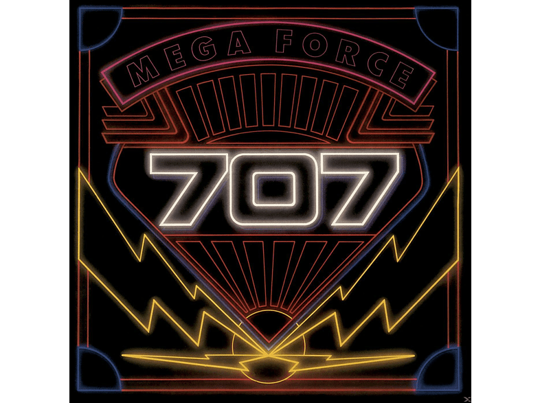 707 - Mega Force (Lim.Collector's Edition) [CD]