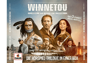 Winnetou - 3er Box/Winnetou-Der Mythos lebt - (CD)