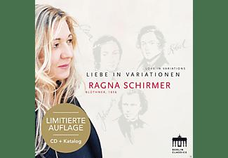 Ragna Schirmer - Liebe In Variationen-Sonderedition  - (CD)