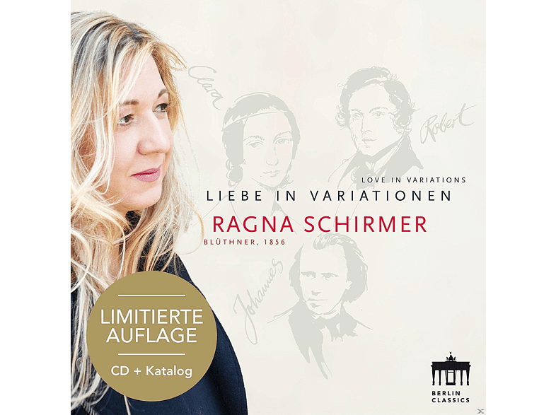 Ragna Schirmer - Liebe In Variationen-Sonderedition [CD]
