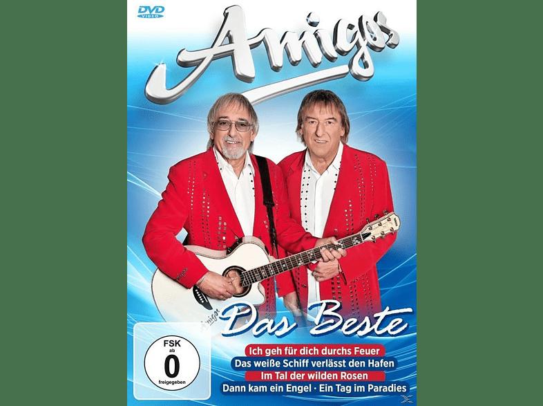 Die Amigos - Das Beste [DVD]