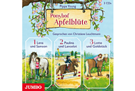 Pippa Young - Ponyhof Apfelblüte Box (1-3) - (CD)