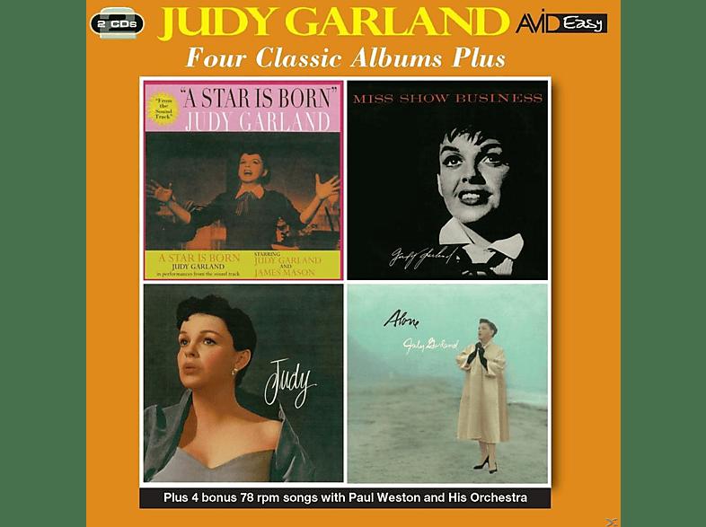 Judy Garland - Three Classic Albums [CD]