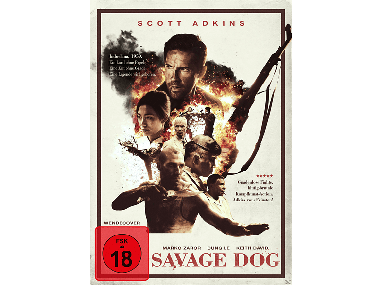 Savage Dog [DVD]