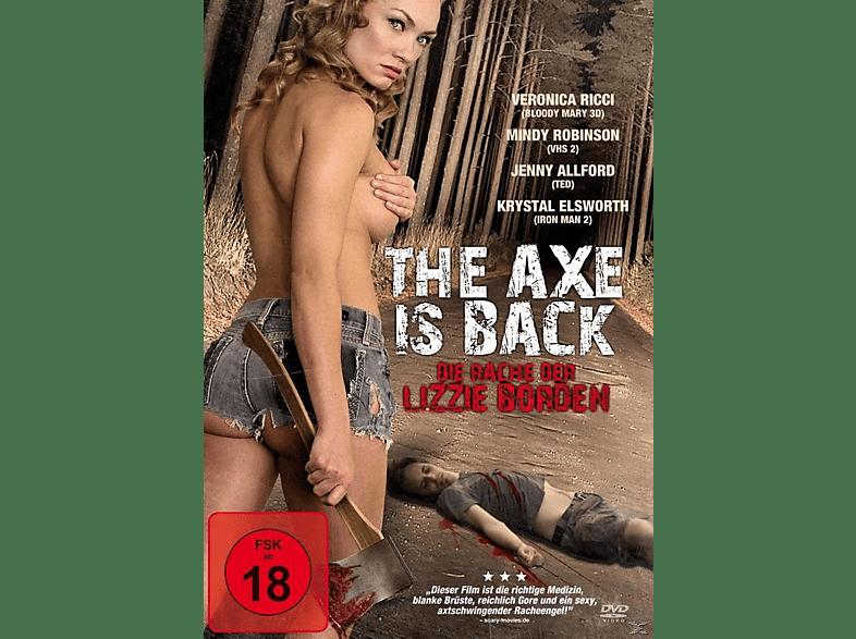 The Axe Is Back-Die Rache der Lizzie Borden [DVD]