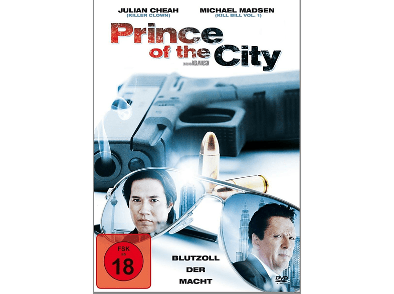 Prince Of The City-Blutzoll der Macht [DVD]