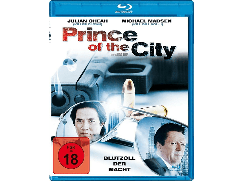 Prince Of The City-Blutzoll der Macht [Blu-ray]